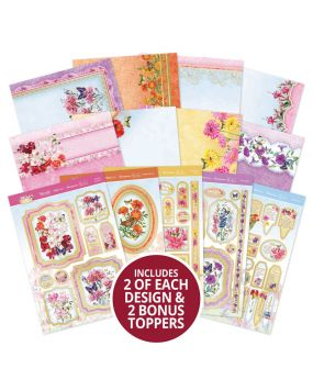 Forever Florals - Summer Splendour Luxury Topper Collection