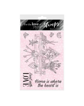 For the Love of Stamps - Homely Comforts