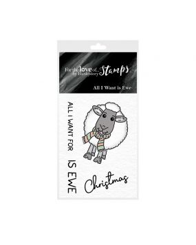 For the Love of Stamps - All I Want is Ewe