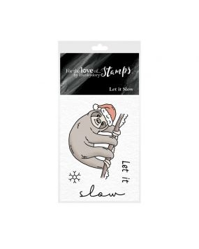 For the Love of Stamps - Let It Slow