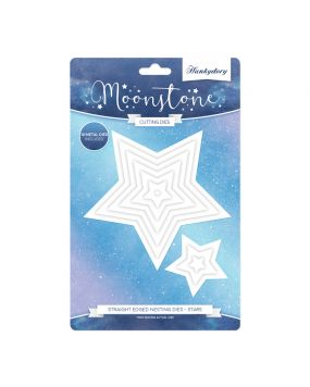 Moonstone Nesting Dies - Stars