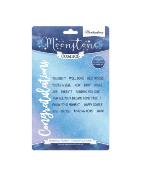 Moonstone Combos - Essential Words - Congratulations