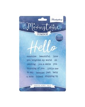 Moonstone Combos - Essential Words - Hello