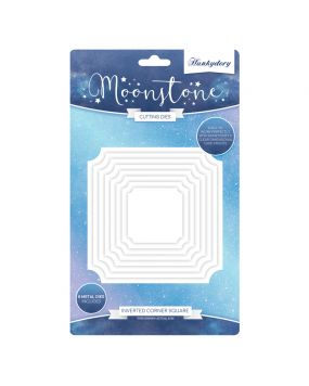 Moonstone Nesting Dies - Inverted Corner Square