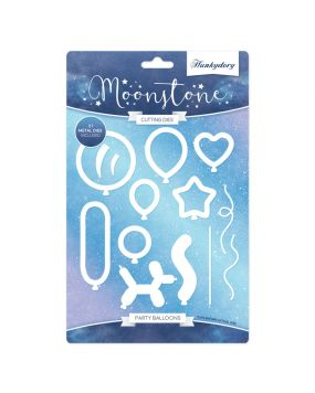 Moonstone Die Set - Party Balloons