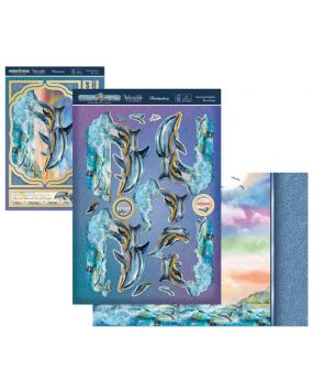 Perfect Planet Designer Deco-Large - Dancing Dolphin