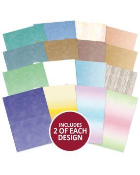 A6 Printed Card Blanks & Envelopes Megabuy