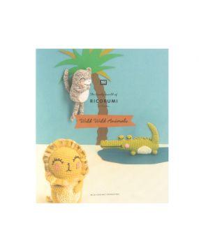 Ricorumi Pattern Book - Wild Wild Animals