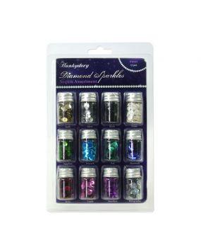 Diamond Sparkles Sequin Assortment