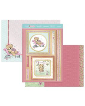 Teddy Loves... a Sunny Day Luxury Topper Set
