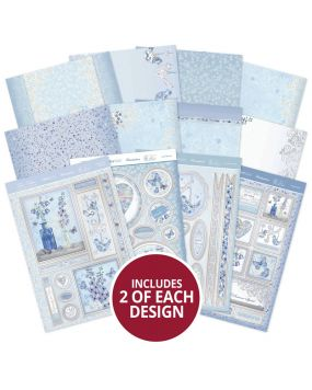 True Blue Luxury Topper Collection