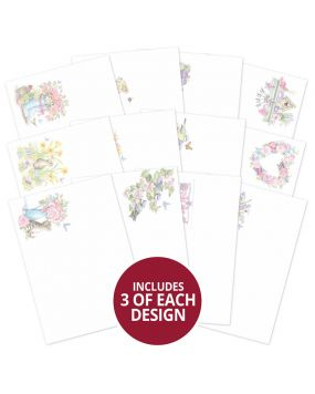 Springtime Wishes Luxury Card Inserts