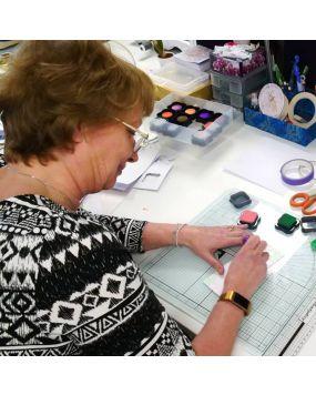 27th October - Jane Hewins - Beginners Cardmaking