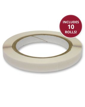 Finger-Lift Double-Sided Tape - 6mm Width - 33 Metre Roll