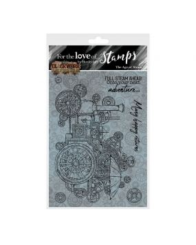 For the Love of Stamps - The Age of Steam