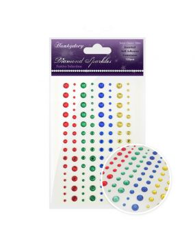 Diamond Sparkles Gemstones Festive Selection