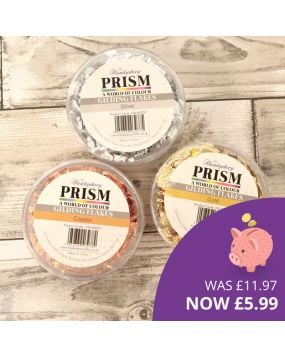 Prism Gilding Flakes - Copper