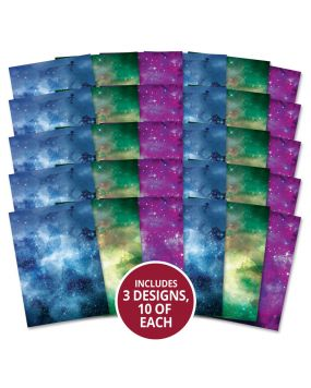 Mirri Card Special - Starry Galaxies Collection