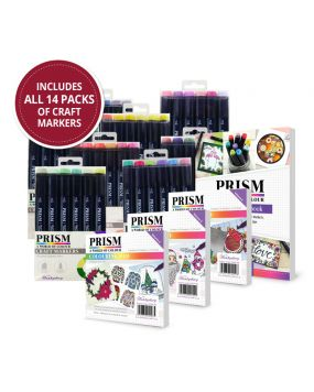 Prism Craft Markers Ultimate Bundle 2