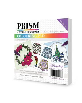 Prism Colour Me! Colouring Pad 4