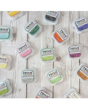 The Complete Prism Shimmer Ink Pad Collection