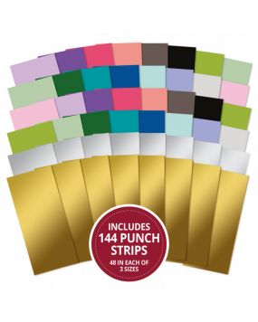 Assorted Punch Strips