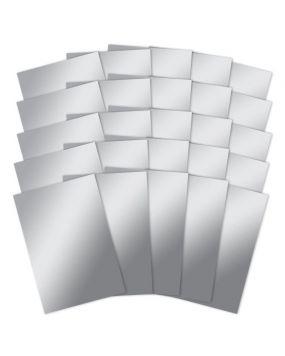 Mirri Card Megabuy - Stunning Silver x 100 sheets