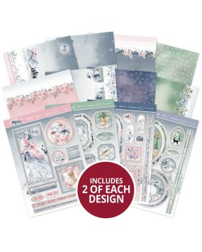 Winter Forest Luxury Topper Collection