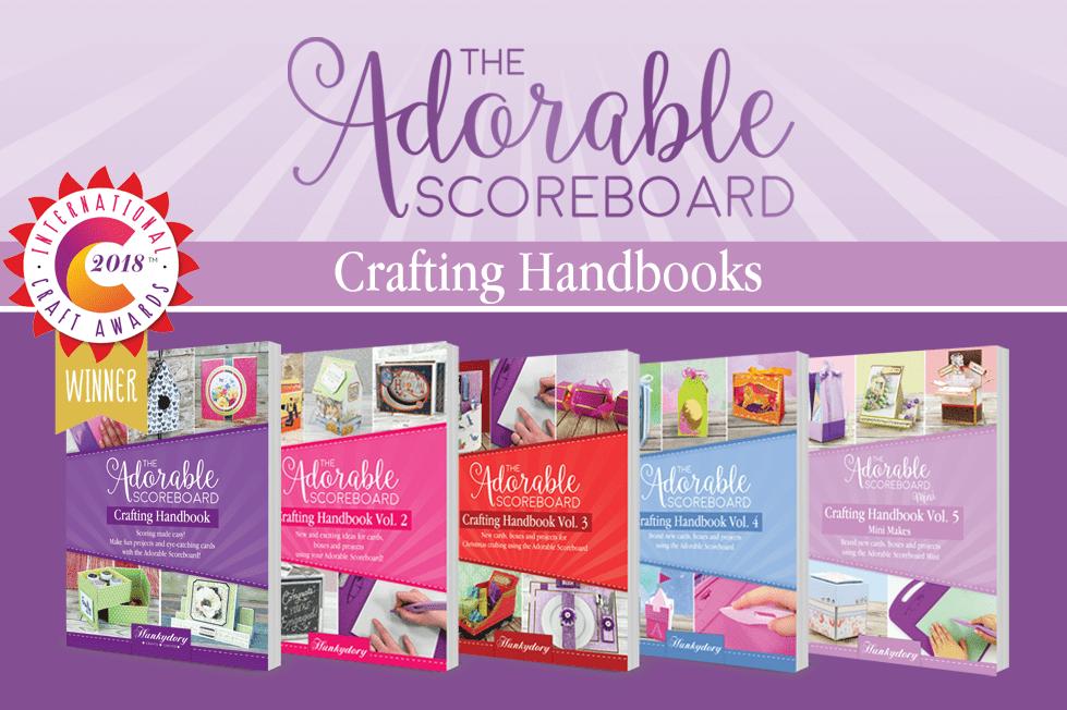 Adorable Scoreboard Handbooks