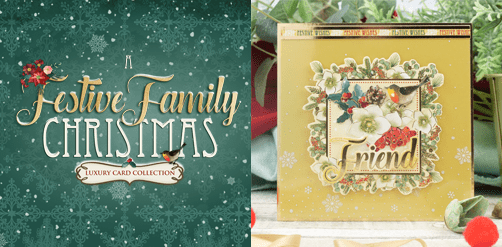 A Festive Family Luxury Topper Collection