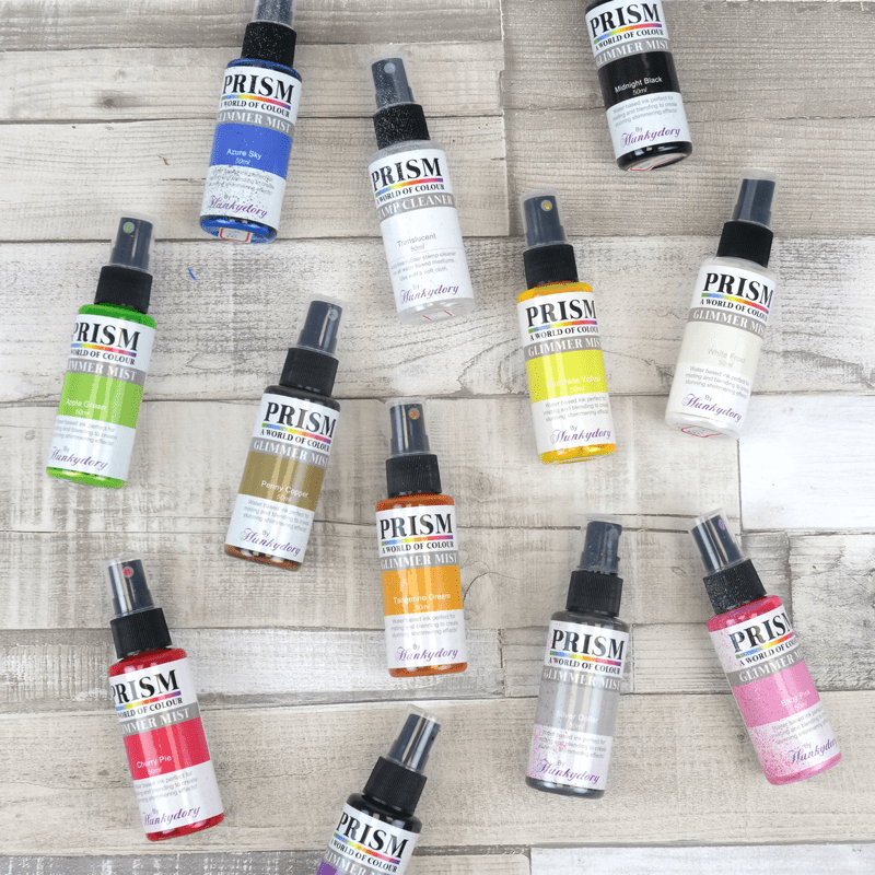 SHOP GLIMMER MISTS