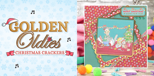 Golden Oldies Christmas Crackers Collection