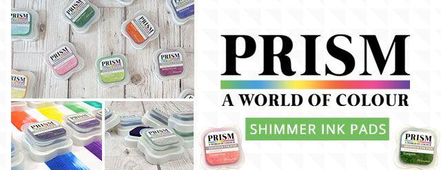 Shimmer Ink Pads