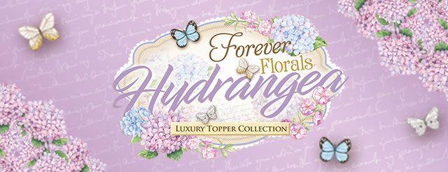 Forever Florals - Hydrangea