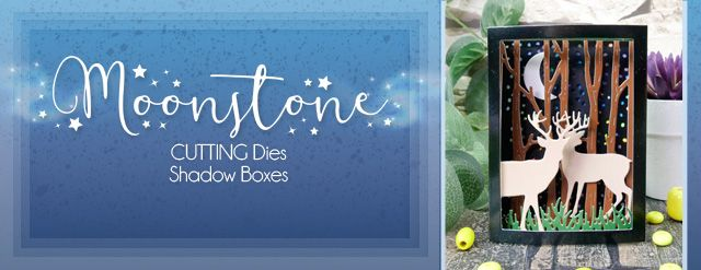 Moonstone Shadow Box Dies
