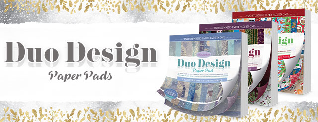 NEW DUO DESIGN PAPER PADS