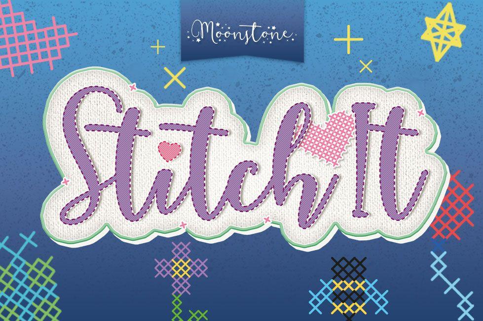 Stitch It Dies
