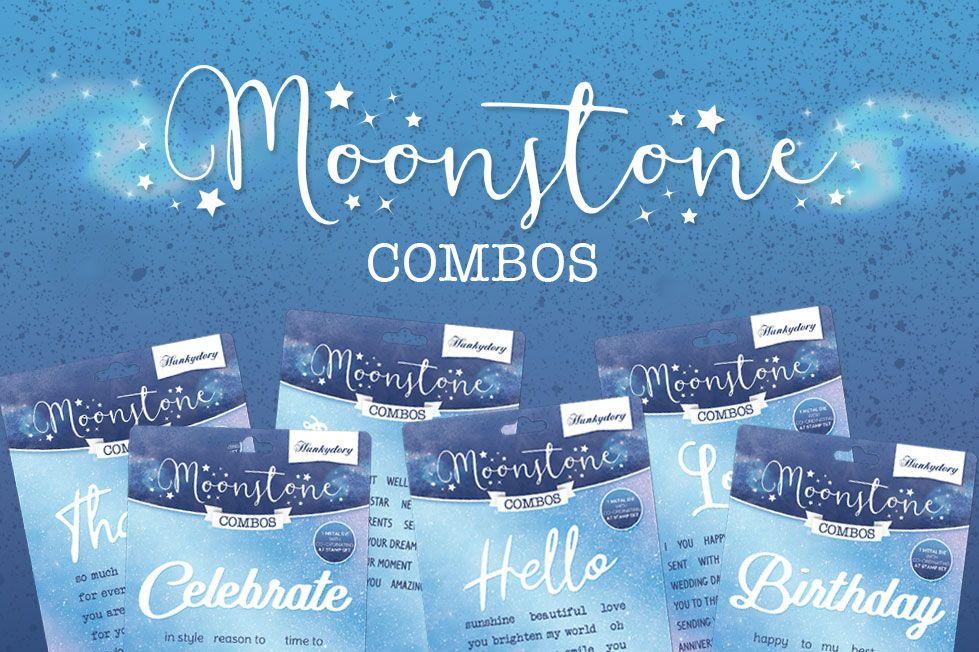 Moonstone Stamp and Die Combos