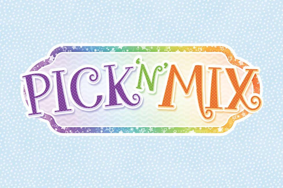 Pick 'N' Mix Toppers