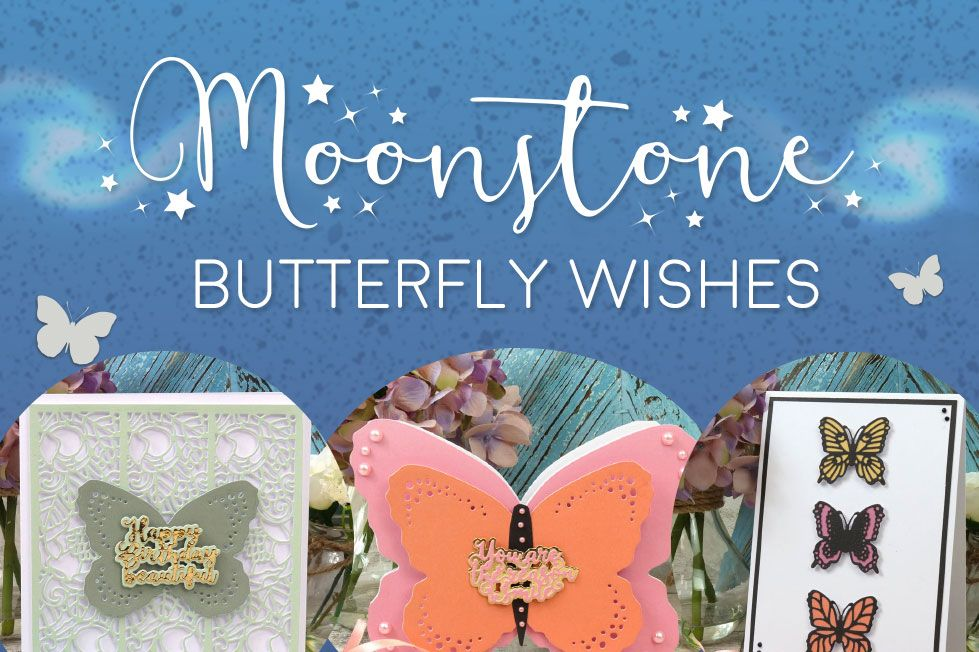 Moonstone Butterfly Wishes