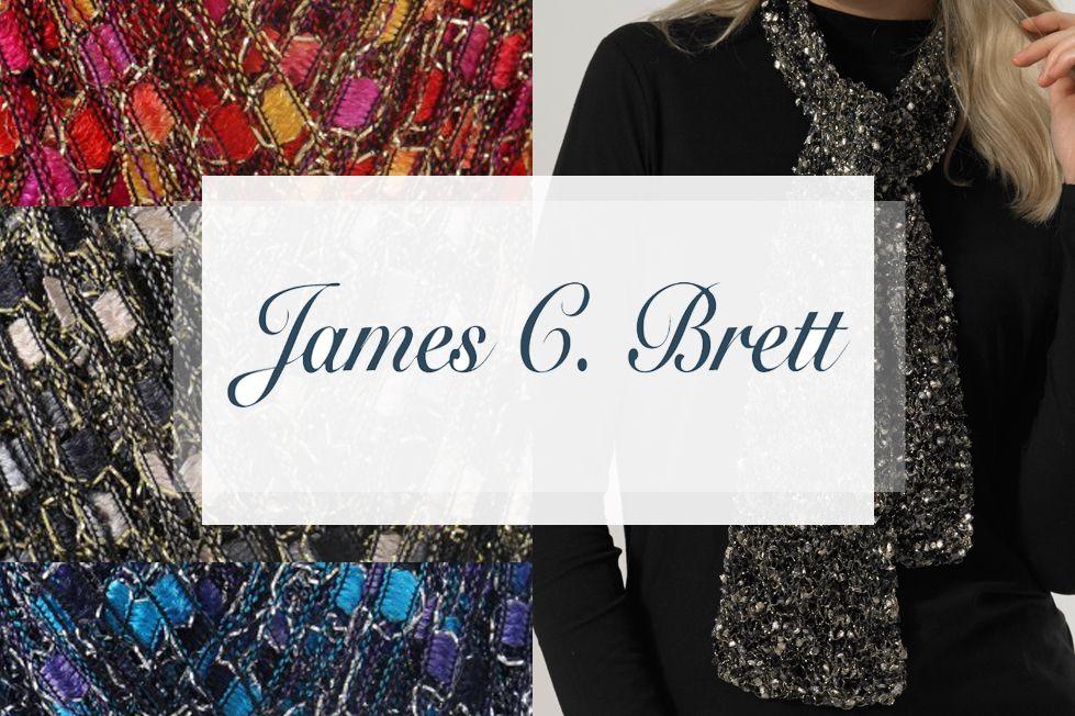 James C Brett