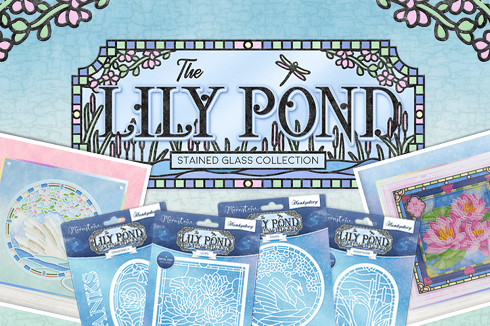 The Lily Pond Stained Glass Collection