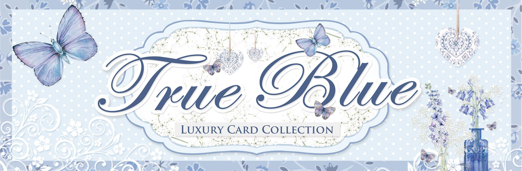 True Blue Collection