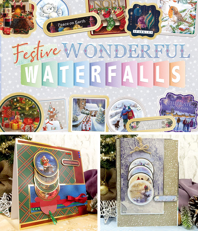 FESTIVE WONDERFUL WATERFALLS