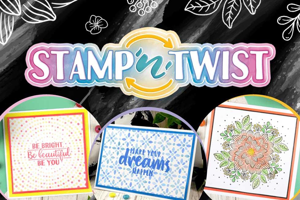 Stamp 'n' Twist